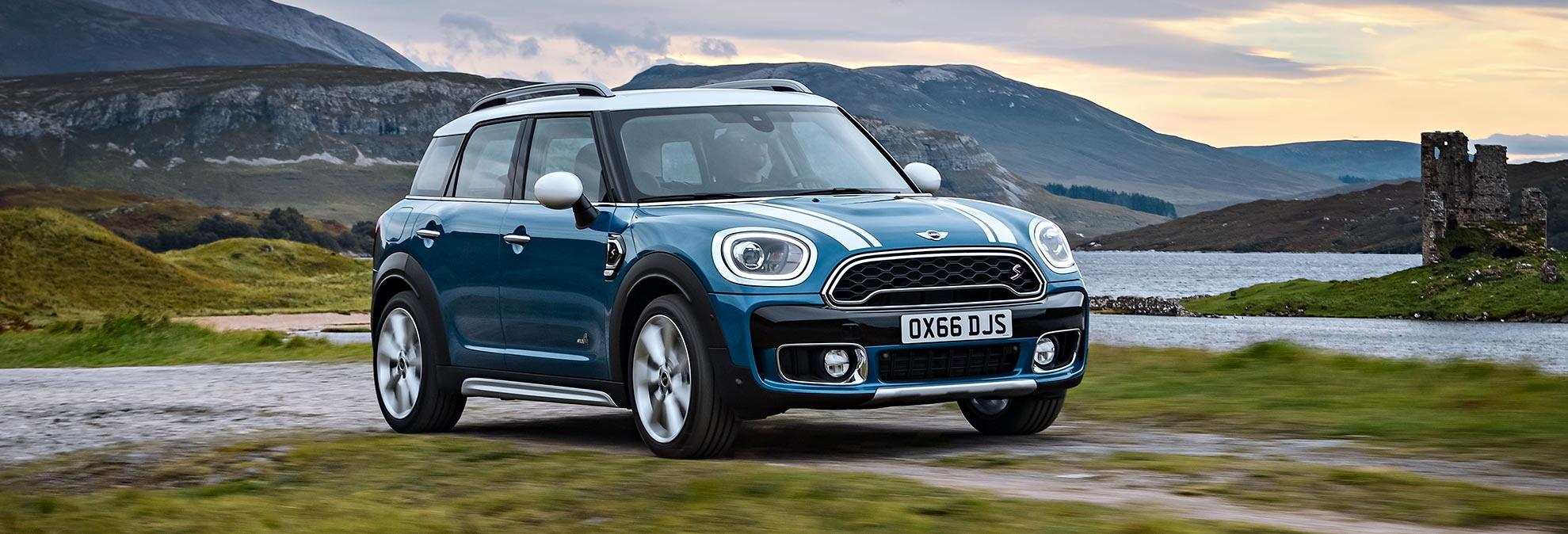 2017 Mini Countryman Grows Bigger And Gains Part Time