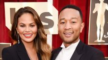 Chrissy Teigen Addresses Pregnancy Rumors, Calls Out Twitter 'Witch'