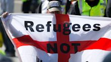 'I'm so scared': They came to the UK seeking safety, only to be targeted by the far right