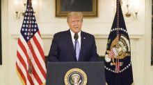Trump Concedes Election To Biden And Finally Condemns Rioters