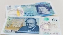 Police warning over fake £5 notes just six months after launch of new fivers