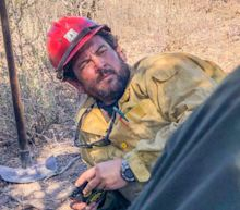 'He's loved and will be missed': Firefighter killed in California blaze sparked at gender reveal party ID'd as Charles Morton