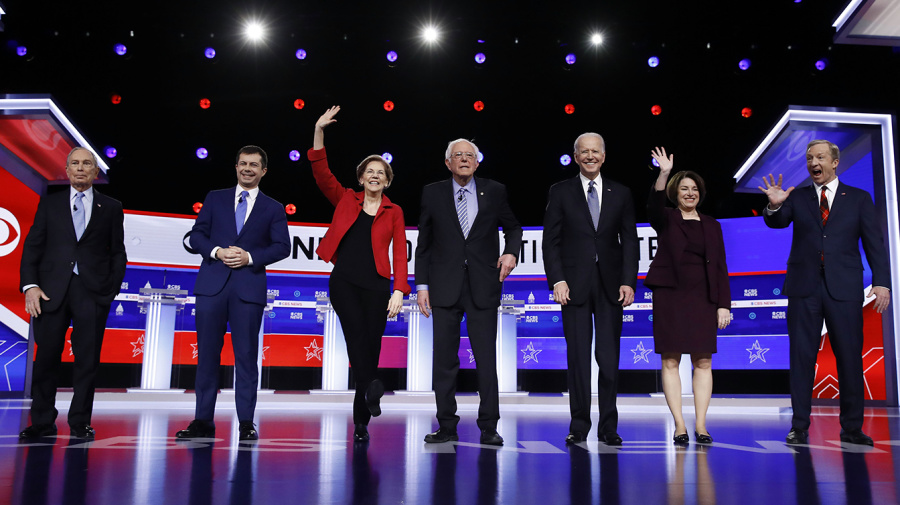 5 takeaways from the Democratic debate in S.C.