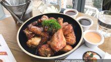 【銅鑼灣】俯瞰美景嘆美味烤雞!Goobne Chicken