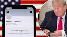 How Donald Trump's Twitter profile came crashing down