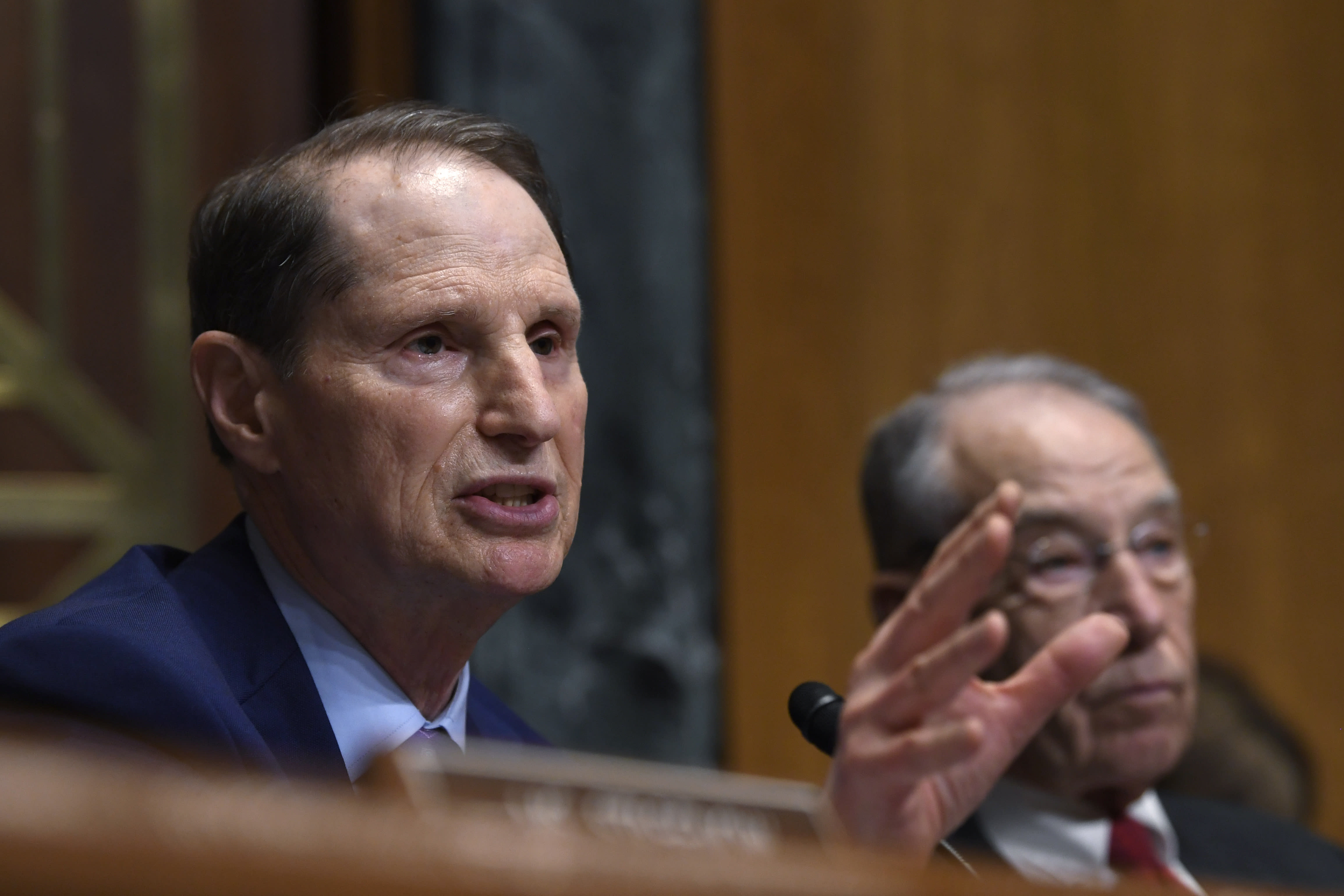 Sen. Wyden: We need more transparency on how Big Tech works