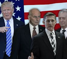 In Trump's Cabinet, how many generals is too many generals?