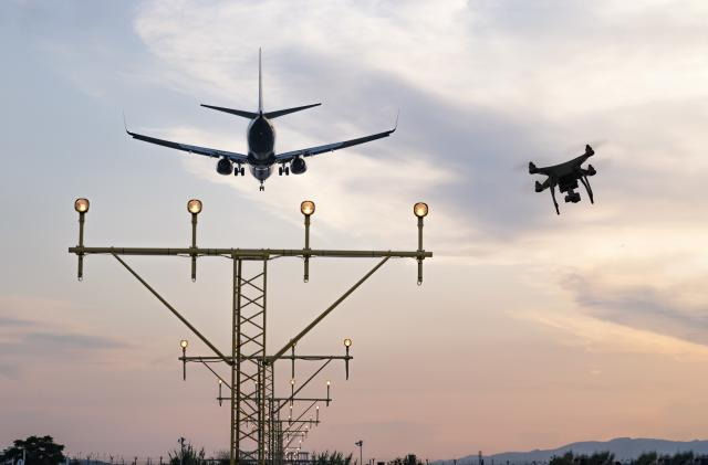 The FAA will test drone detecting technologies in airports this year