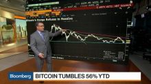 Bitcoin Could Fall to $1,000 Long Term, Interactive Brokers' Sosnick Says