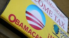 Obamacare sign-ups rise but overall enrollment set to fall