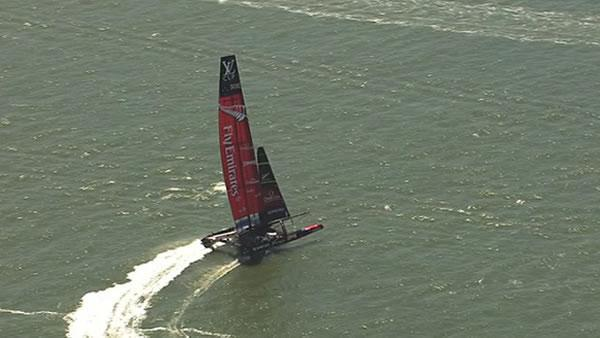 America's Cup safety rule negotiations end