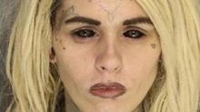 Woman's Black Eyeballs Mugshot Photo Is Freaking Everyone Out