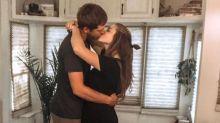 Joy-Anna Duggar Shares a Kiss with Austin Forsyth After He Returns from Hurricane Relief Work