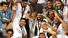 Sevilla's Banega happy to leave 'the club of my life' with Europa League trophy