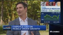 Chipotle CEO Brian Niccol says he's making the brand visible to customers again