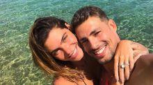 Cauã Reymond volta a seguir Mariana Goldfarb no Instagram e fãs especulam: 'Voltaram'
