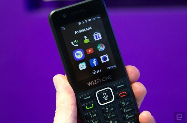 WhatsApp comes to millions of basic cellphones running KaiOS