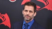 'Justice League': Zack Snyder Steps Into Batman Gear in Set Photo