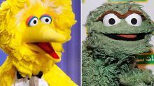 Big Bird's Sweet 'Sesame Street' Tweet For Oscar The Grouch Gets Shot Down In Flames