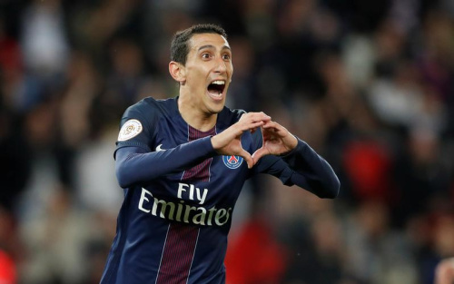 Le PSG explose Guingamp et ne lâche pas Monaco