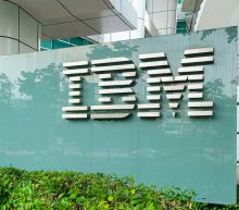 IBM Stock Drops As Sales From Business Transition Continue To Slide