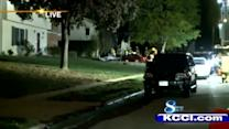 2 injured in overnight house fire