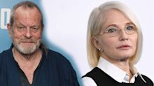 Ellen Barkin tweets #MeToo accusation about Terry Gilliam in response to his controversial Weinstein remarks