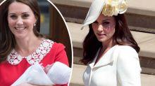 Kate Middleton back on maternity leave after royal wedding appearance