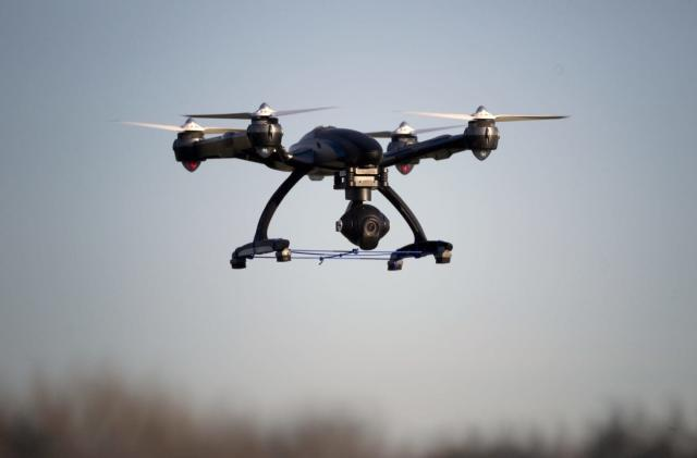 Apple is using drones to improve Maps