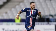 PSG-Lyon (0-0, 6-5 tab) : Mauro Icardi dans le brouillard