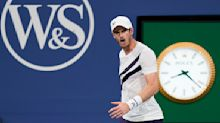 Andy Murray knocked out in straight sets by Milos Raonic in New York