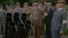 BBC puts 'discriminatory language' warning on 'Dad's Army' movie