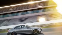 地對地導彈 Mercedes-AMG E63 S 4Matic+