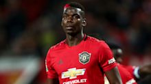 Paul Pogba ruled out of Manchester United's clash with Liverpool