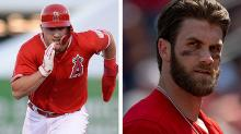Mike Trout extension makes Bryce Harper deal look even better — and not because of the $