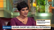 Safkhet Capital's Quadir Is Still Short Valeant