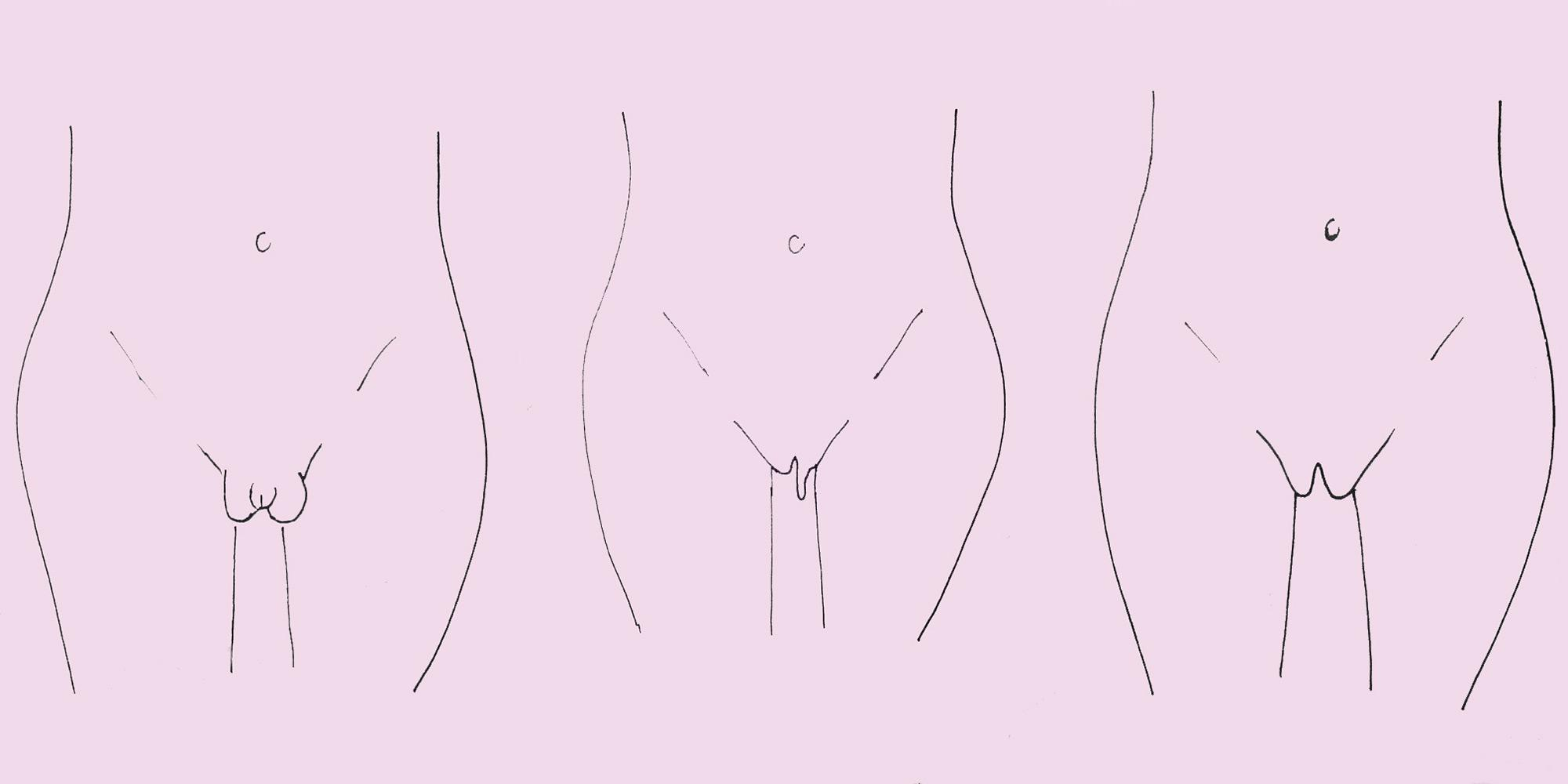 These Are The 7 Different Types Of Labia-9632
