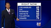 Kaj Goldberg's Weather Forecast (Aug. 30)