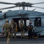 U.S., Britain believe Iran attacked Israeli-managed tanker off Oman
