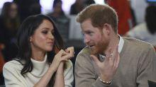 Meghan Markle und Prinz Harry: Das Netz lacht über die neueste Fake-Werbung für Calvin Klein