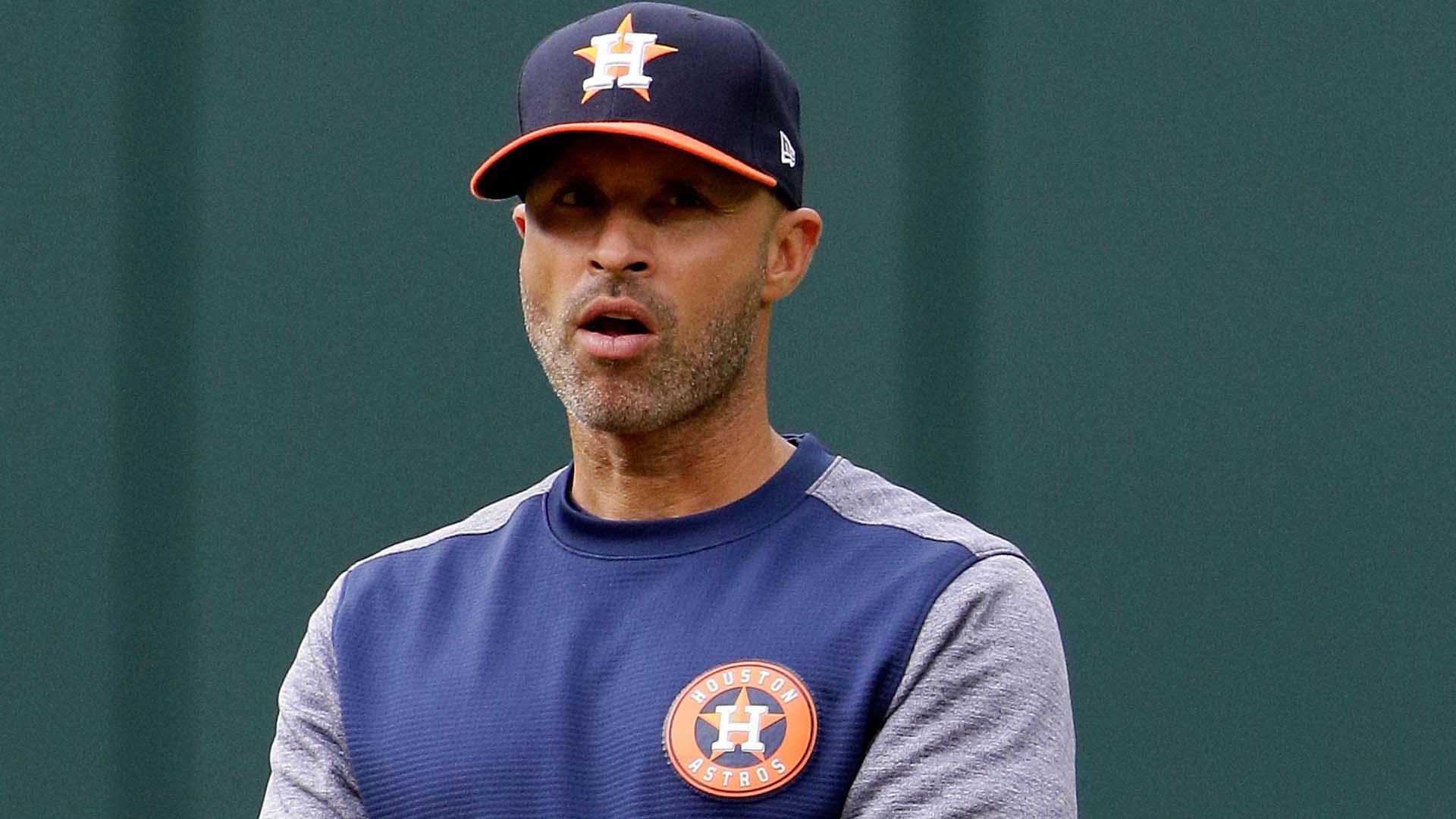 Los Astros despiden