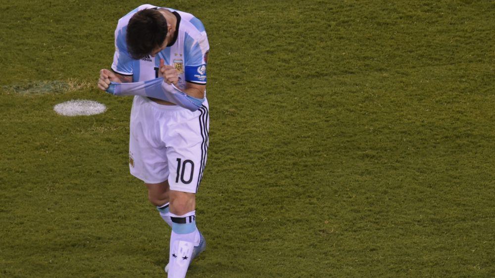 Chile, el país donde menos quieren a Messi