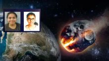 Surat Girls Stumble Upon Asteroid 'HLV2514' Set to Pass Earth in Future, NASA Confirms Discovery