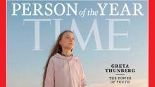 Greta Thunberg é eleita 'Personalidade do Ano' pela 'Time'