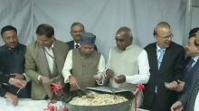 Budget 2019: Halwa Ceremony held in Finance Ministry