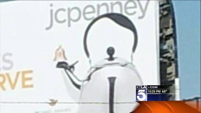 J.C. Penney `Hitler` Tea Kettle Goes Viral