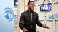 Kevin Hart Talks Kathy Griffin and Bill Maher Controversies: 'Certain Things Can Just Not Be Tasteful'