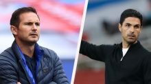 Arsenal-Chelsea : duel de coachs novices pour un premier trophée
