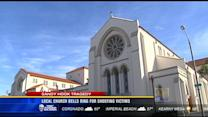 Local church bells ring for Sandy Hook shooting victims