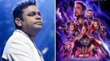 AR Rahman Creates India's Marvel Anthem for 'Avengers: Endgame'